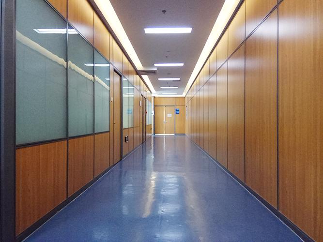 医生专用走廊
